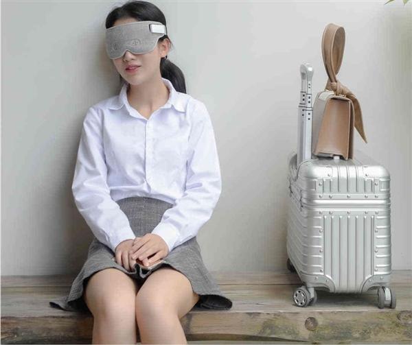 Xiaomi Brainwave Eye Mask Sleeping Assistant Launched
