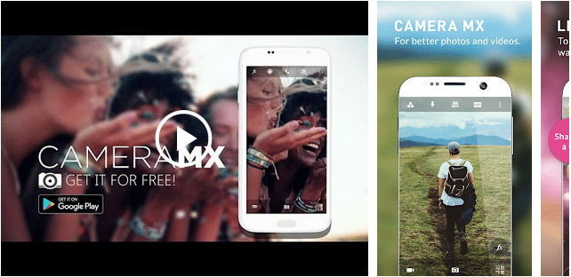افضل 5 تطبيقات للتصوير على هاتفك الاندرويد
