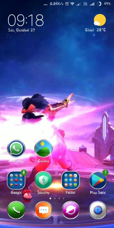 Live Wallpaper Mobile Legendcool!! - Redmi - Mi Community - Xiaomi