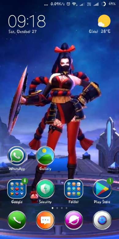 55 Koleksi Gambar Hero Mobile Legends Bergerak HD