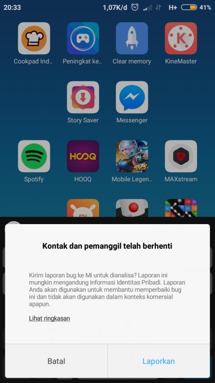 Bagaimana Cara Mengatasi Apk Di Hp Saya Semua Kena Bug Redmi Note 5a Mi Community Xiaomi