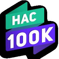 Нас 100К!