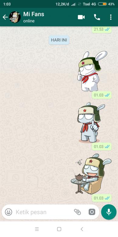 Cara Membuat Sticker Di Wa Whatsapp Sumber Mi