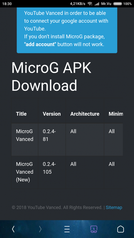 How To Install Microg No Root
