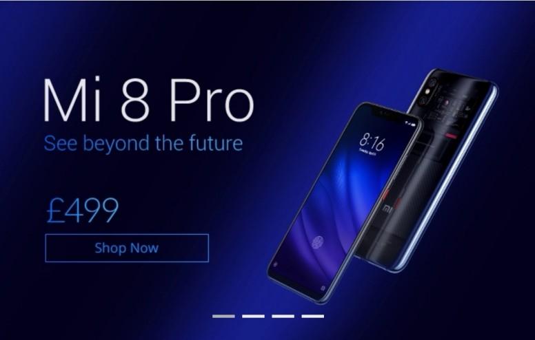 The Calm After The Storm - Xiaomi Mi 8 Pro - Mi 8 Pro - Mi
