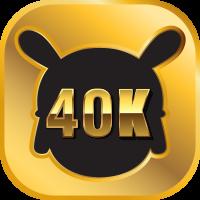 40K Members Medal