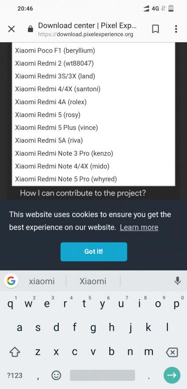 Ada yang udah cobain belum Pixel Experience? Ngilangin data