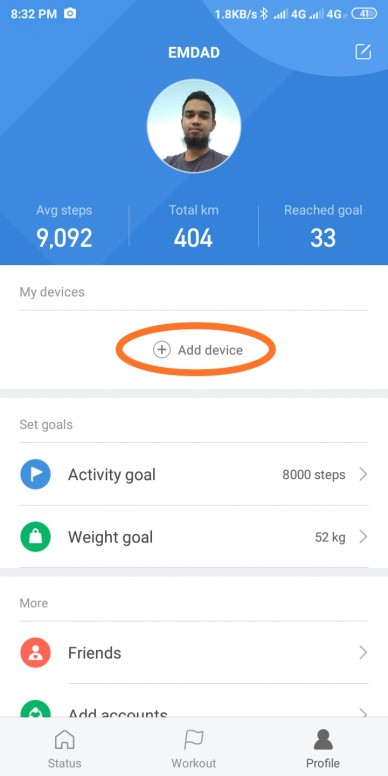 MI band 3 Factory reset tutorial with mi fit apps - Tips and Tricks