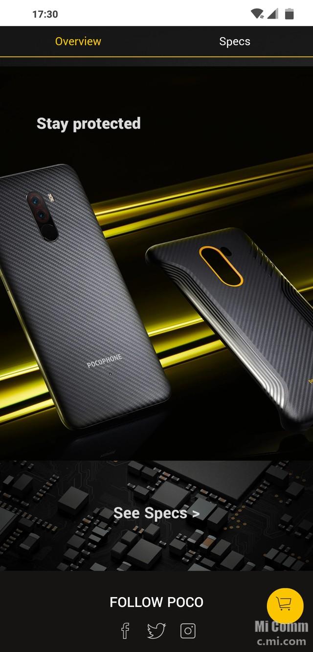 buy online 4822f d8b5b official f1 case? - POCOPHONE F1 - Mi Community - Xiaomi