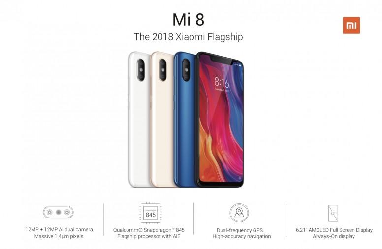 Mi 8 Lite, Mi 8 or Mi 8 Pro? Everything you need to know