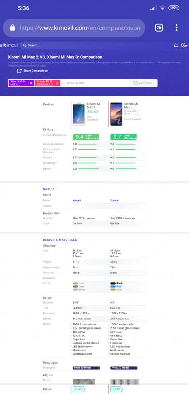 Beli Xiaomi Mi Max 3 Mi Phone Mi Community Xiaomi