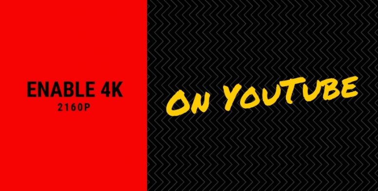 How To Enable 4K (2160P) Videos on YouTube - Tips and Tricks - Mi