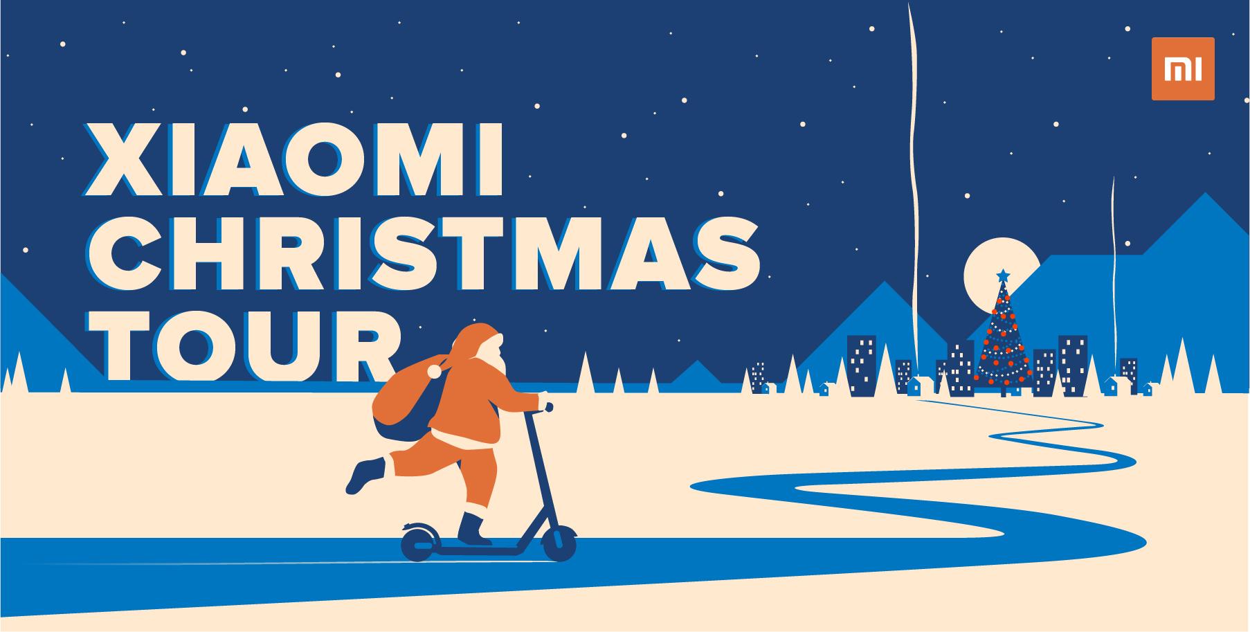 Le Mi Christmas Tour arrive !