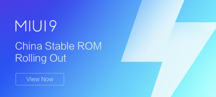 DOWNLOAD MIUI 9 GLOBAL STABLE 9 6 2 0 for Mi Note 3 aka