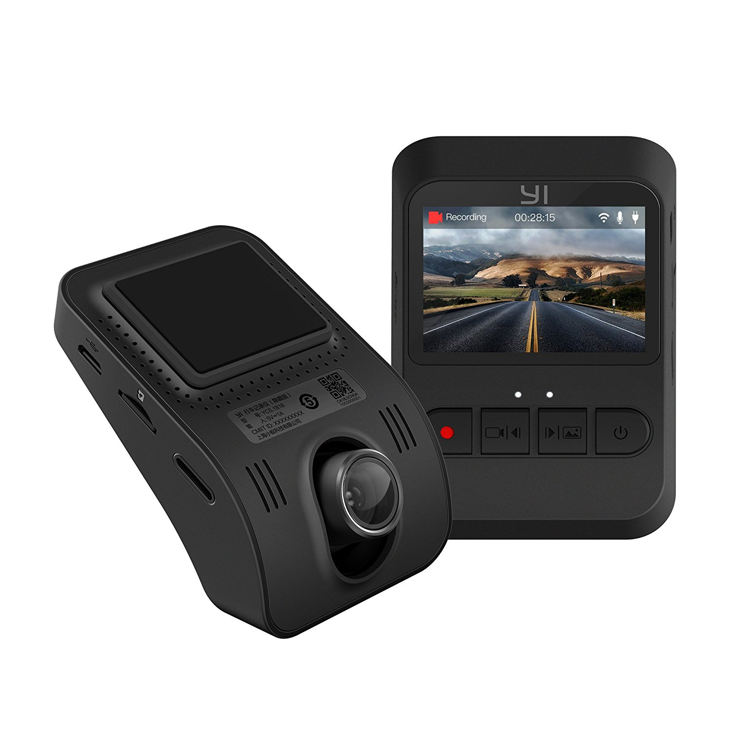 Yi Mini Dash Cam