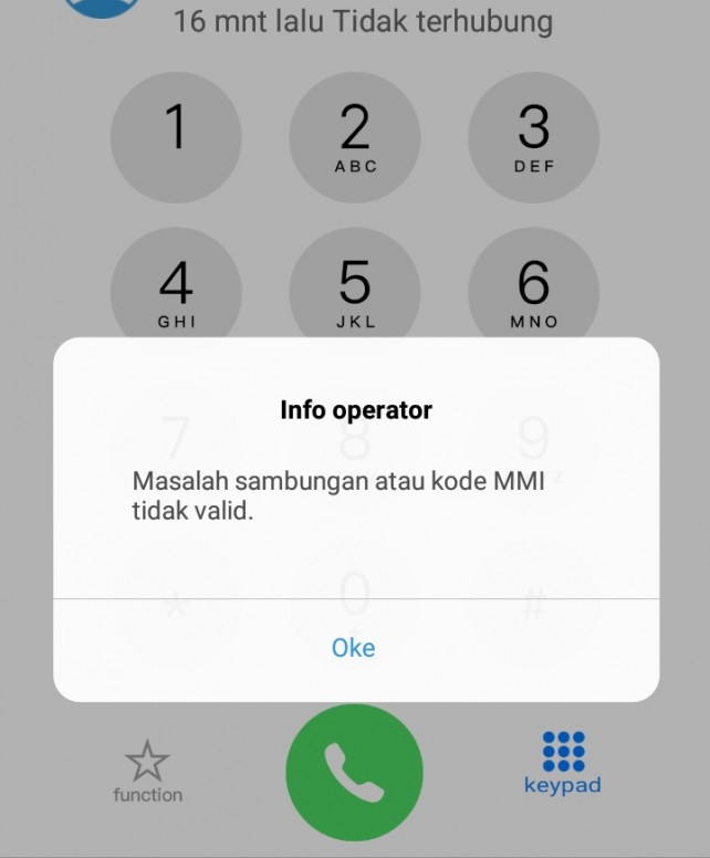 Gan Bagaimana Cara Mengatasi Sambungan Atau Kode Mmi Tidak Valid Redmi 4x Mi Community Xiaomi
