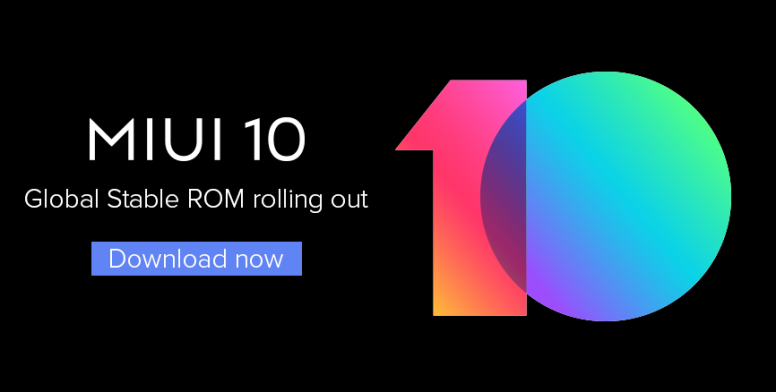 MIUI 10 Global Stable V10 0 8 0 OEFMIFH for Redmi S2