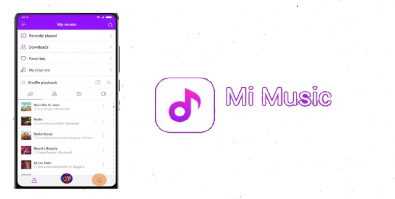 MIUI Music Player - An Amazing Music Player For All