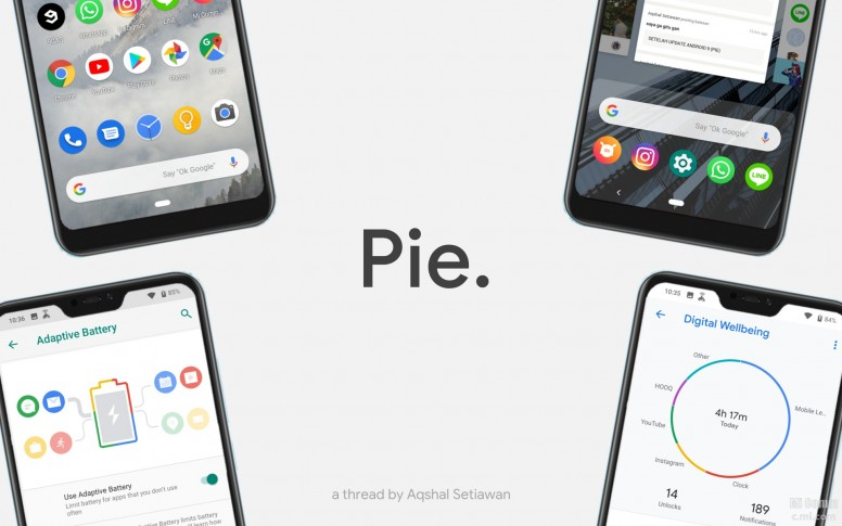 Android One Academy | Baca Ini Sebelum Update ke Android Pie