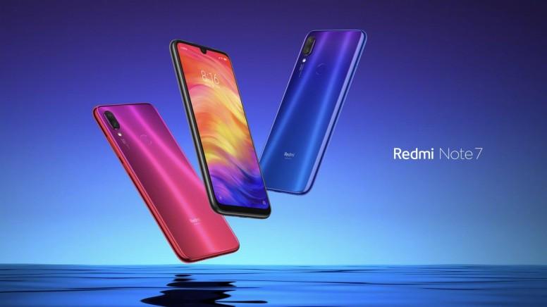 "Xiaomi Redmi Note 7: Màn hình 6.3"", Snapdragon 660, Camera 48MP của Samsung."