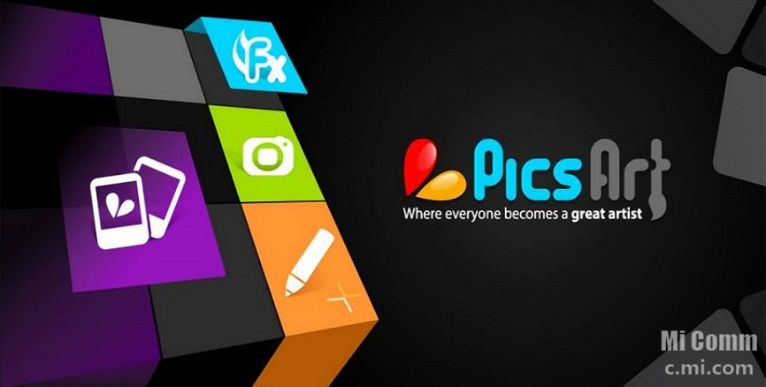 how to edit picsart apps