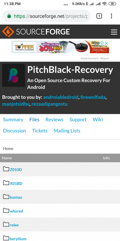 How to enable OTA update from PitchBlack Recovery - Tips and