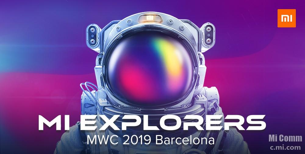 Update Mi Explorers Mwc Barcelona Smartphone 19 Mi Community Xiaomi