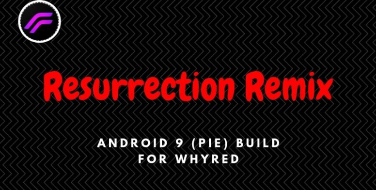 Resurrection Remix OS for Whyred! - Redmi Note 5 - Mi Community - Xiaomi