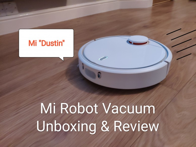 Unboxing & Review of Mi Robot Vacuum! - Others - Mi