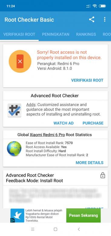 Ada Yg Bisa Akses Aplikasi Mandiri Mobile Dan Bni Mobile Di Xiaomi Redmi 6 Pro Redmi Mi Community Xiaomi