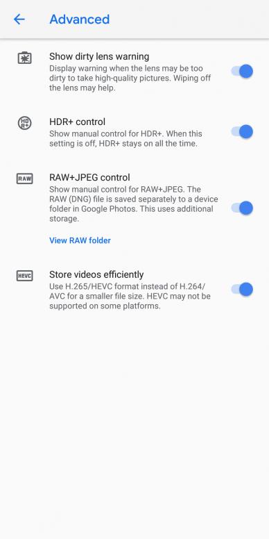Google Camera Port for Xiaomi Devices - Redmi Note 5 - Mi