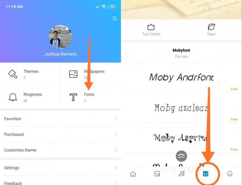 Here's How You Can Change Fonts in MIUI 10 Global ROMs! - Tips and