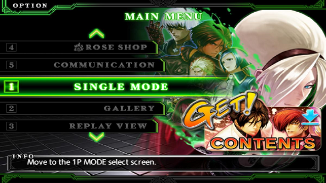 THE KING OF FIGHTERS-A 2012(F) - A Perfect Game To Be
