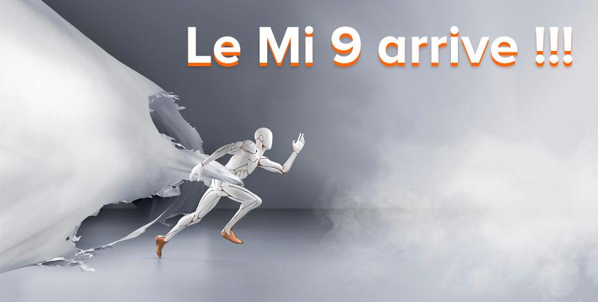 Le Mi 9 arrive avec 48MP