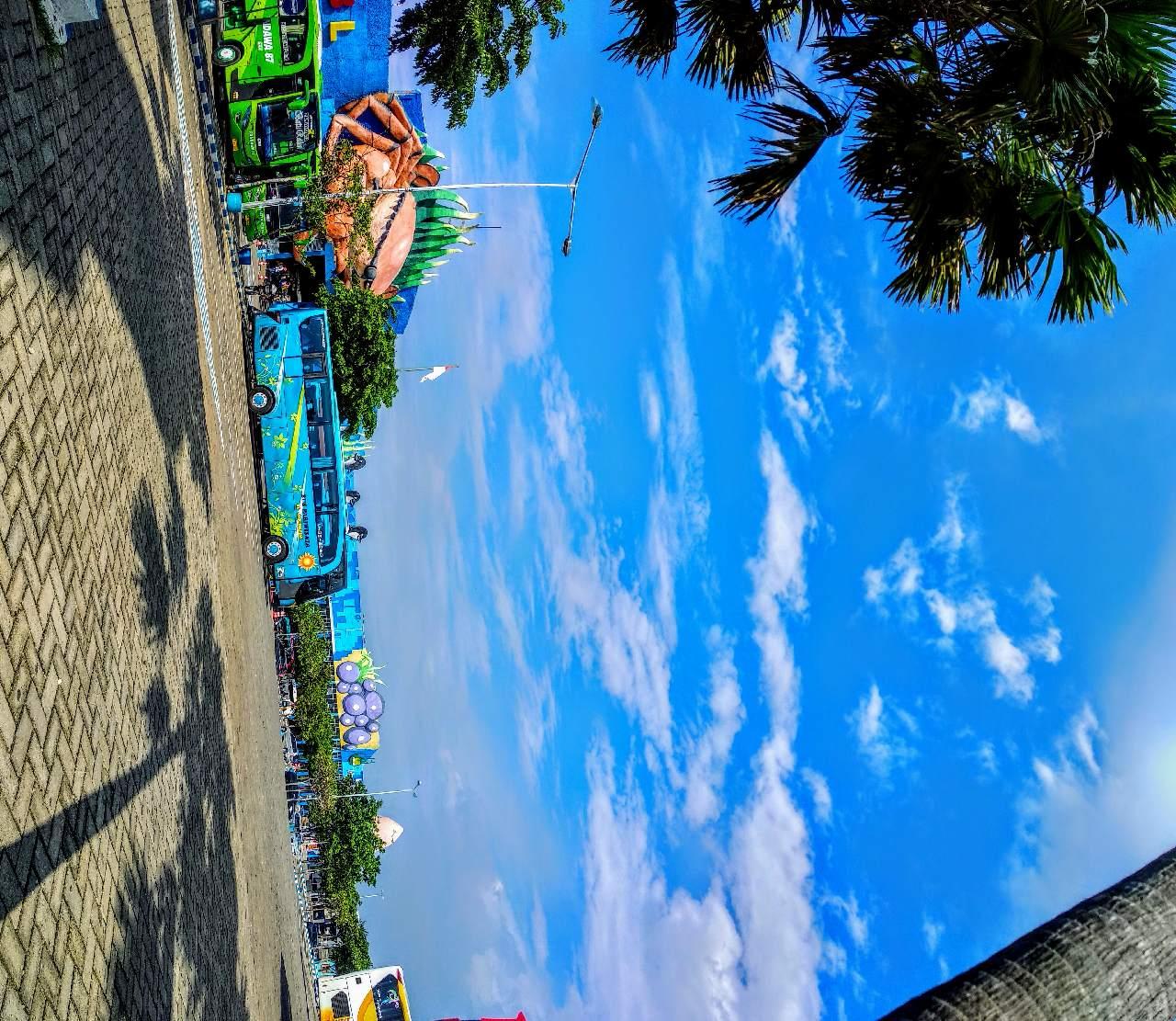 Wbl Wisata Bahari Lamongan Shot On Mi A1 Fotografi