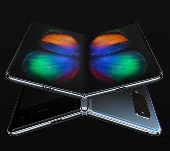 Samsung Galaxy Fold Built In Default Wallpaper Resources Mi Community Xiaomi