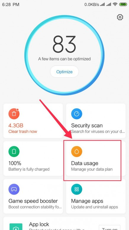 MIUI Hidden Features #19] Restrict to your phone apps