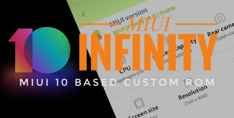 MIUI Infinity Custom ROM Review (User Experience) - Redmi