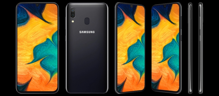 Rt Samsung Galaxy A30 Built In Stock Wallpapers Resources Mi