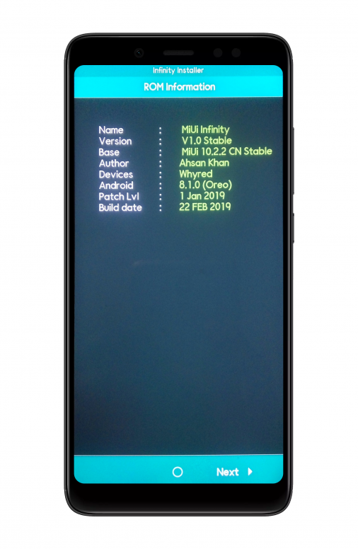 MIUI Infinity Custom ROM Review (User Experience) - Redmi Note 5