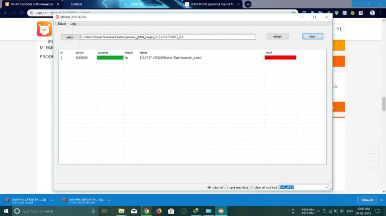 MI A2: Fastboot ROM download, unlocking & Flashing tutorial