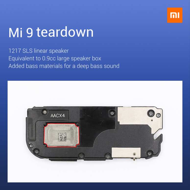 Teardown: Let's see what's inside Mi 9!