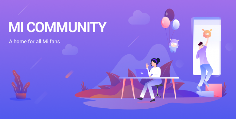 Willkommen in der Mi Community