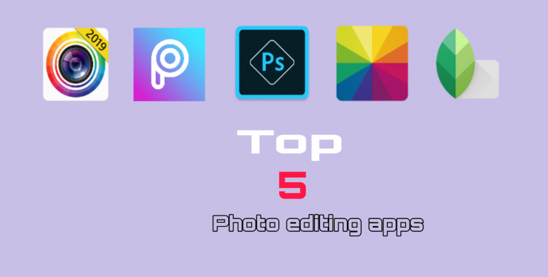 Top 5 photo editing Apps in 2019 - Resources - Mi Community