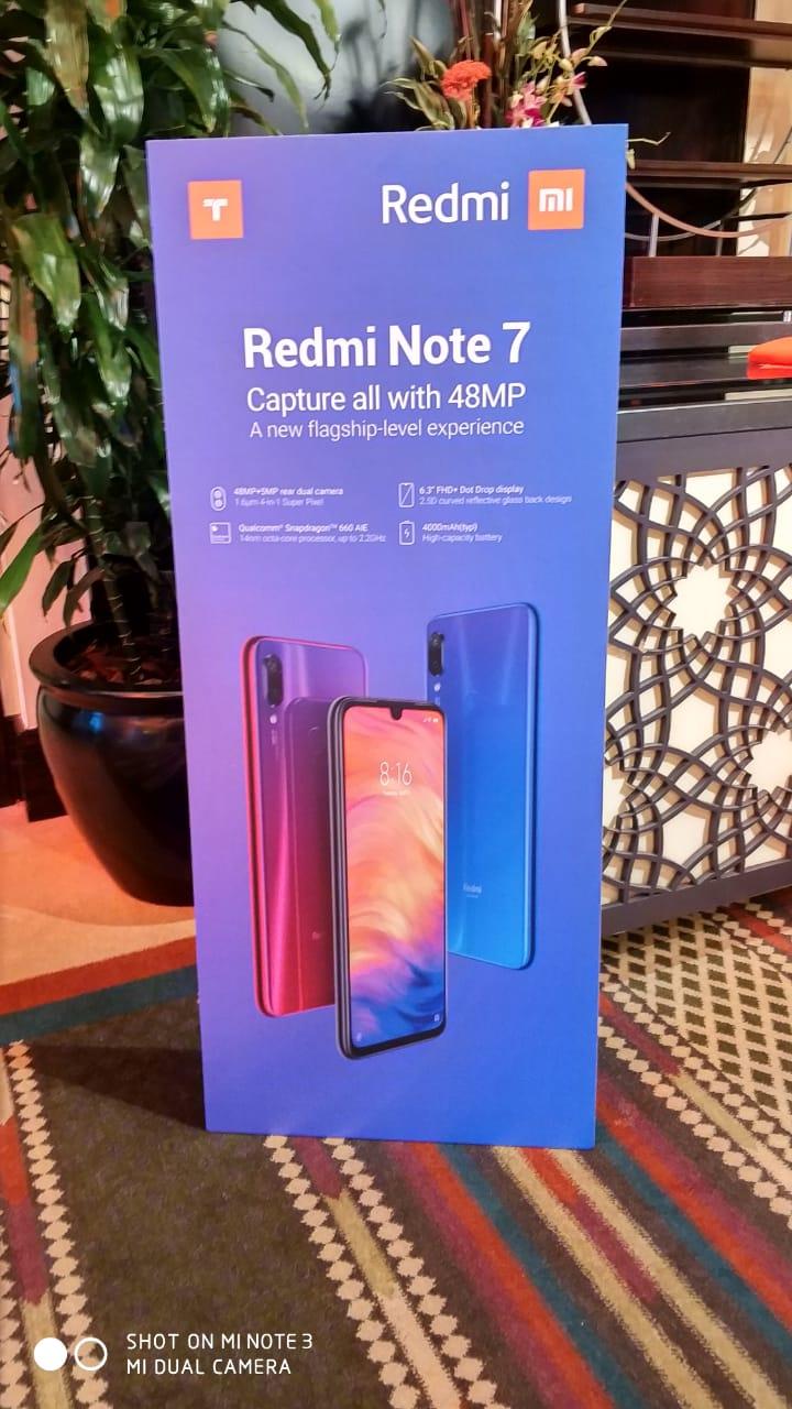 Xiaomi mi9/Redmi note 7 launch Dubai - Photography - Mi Community