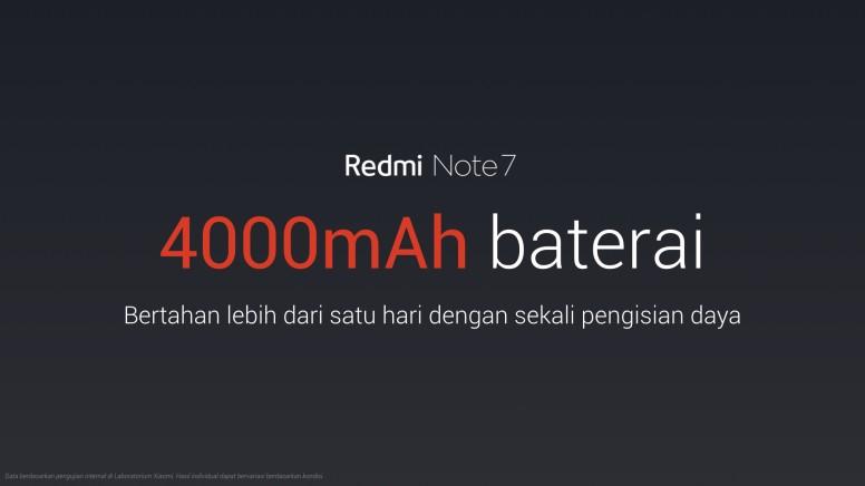 7 Alasan Kamu Mesti Beli Redmi Note 7 !!