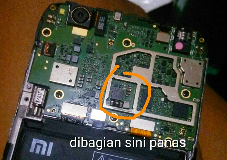 Kira2 Klo Biaya Ganti Ic Power Xiaomi 5a Brp E Ada Yg Udh Prnah Gnti Blom Redmi 5a Mi Community Xiaomi