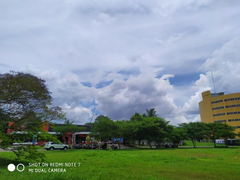 Memanjakan Mata dengan Foto Landscape, Shot On Redmi Note 7 aja!! #RedmiNote7Explorers