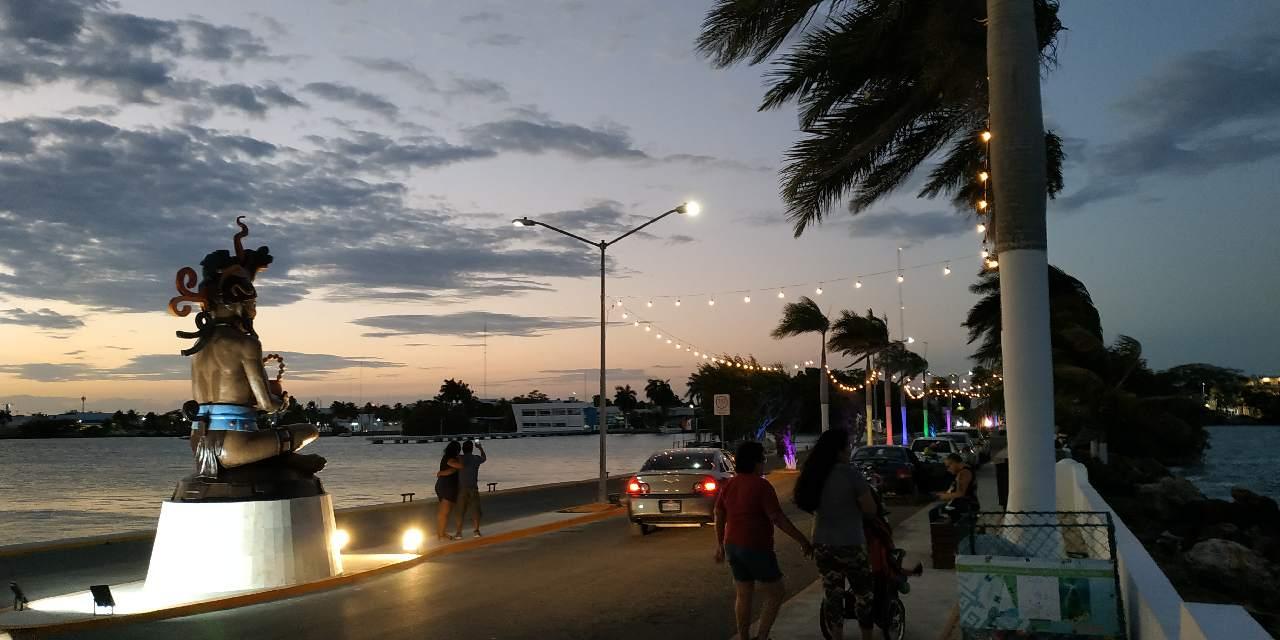 Muelle Fiscal En El Boulevard De La Ciudad Chetumal Quintana Roo México Mi Max 3 Fotografía Mi Community Xiaomi