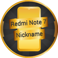 Redmi Note 7 Nickname Winner